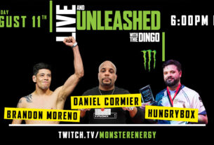 """Monster Energy's """"Live & Unleashed"""" August 11th at 6:00pm PT on Twitch"""